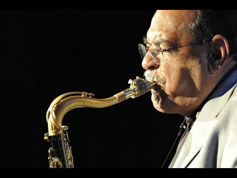 Ernie Watts beautiful tenor saxophone solo in Sligo Jazz 2015 live