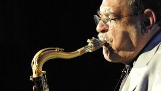 Ernie Watts beautiful tenor saxophone solo in Sligo Jazz 2015 live
