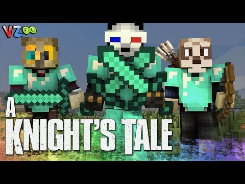 A Knight's Tale - Minecraft Adventure Map