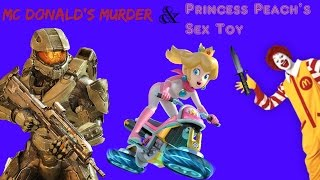 McDonald's Murder and Princess Peach's Sex Toy (Halo 4 Multiplayer)