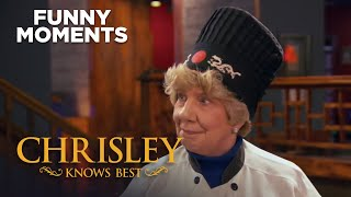 Chrisley Knows Best | Nanny Faye Becomes A Hibachi Chef | Funny Moments | Season 7 Episode 8