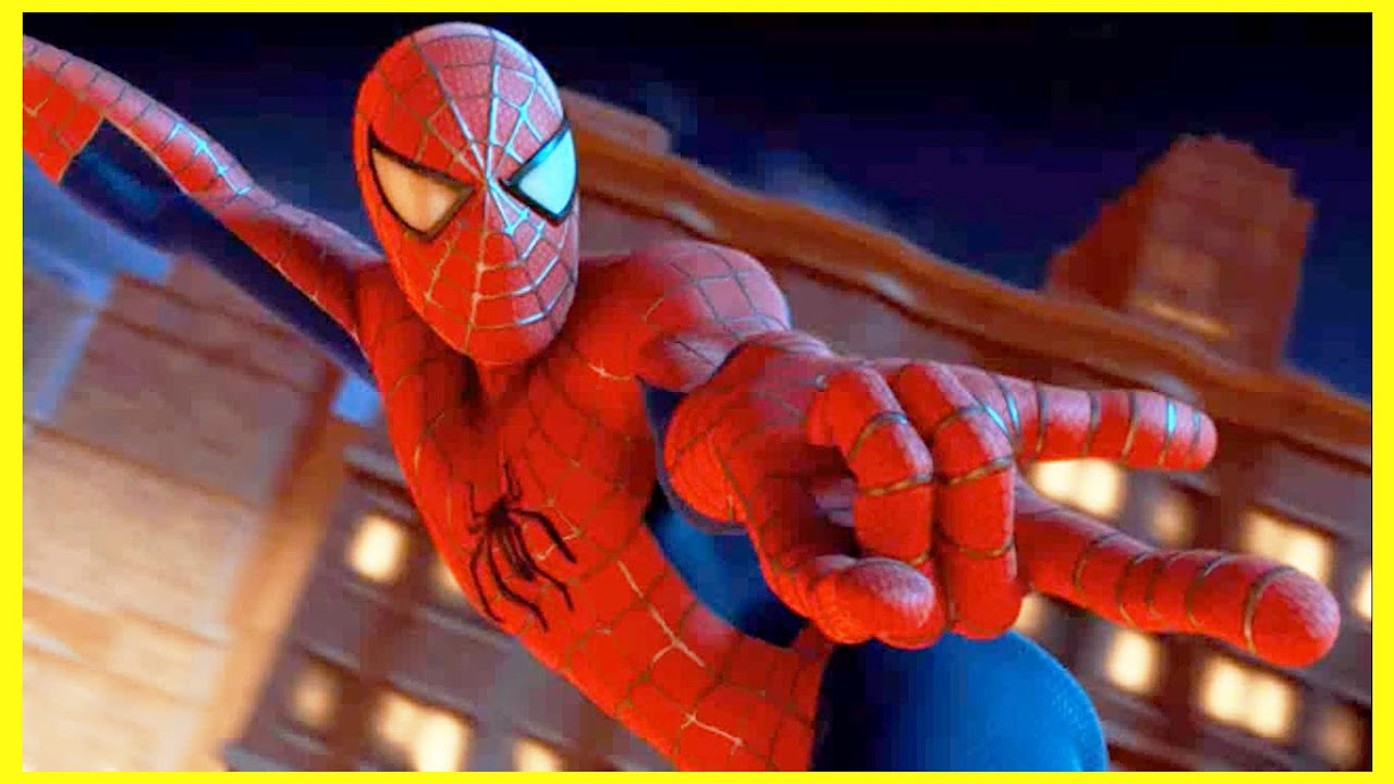 Spider-Man Stops A Train From Crashing   Spider-Man 2   Voyage
