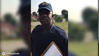 Joburg driver slapped by traffic officer