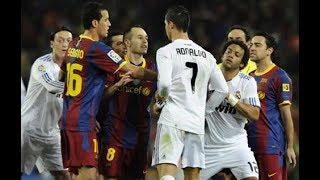 Football Fights and Angry Moments Ever of 2018  Cristiano Ronaldo,Neymar,Messi,Sergio Ramos HD