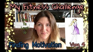 Finding motivation: a wedding and a sketchy blood test. My Fitness Challenge Vlog 4 | Kelsey_tube
