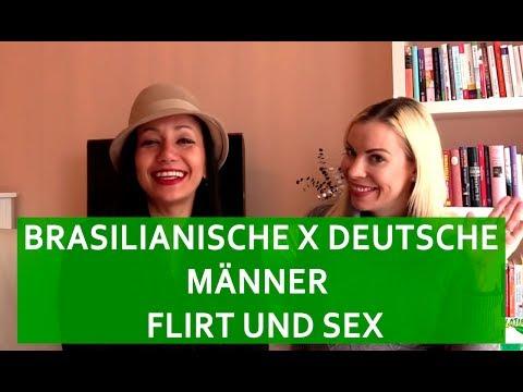 BRASILIANISCHE X DEUTSCHE MÄNNER - FLIRT UND SEX - DER UNTERSCHIED!