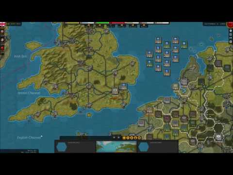 Strategic Command Allied   1939 Storm Over Europe Part 54