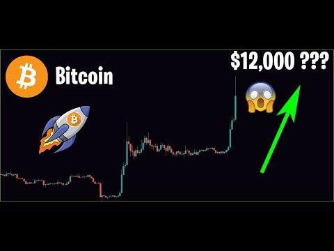 BITCOIN $12000 EN APPROCHE ?! - Analyse Crypto Bitcoin Daily Brief FR - 05 Novembre 2019