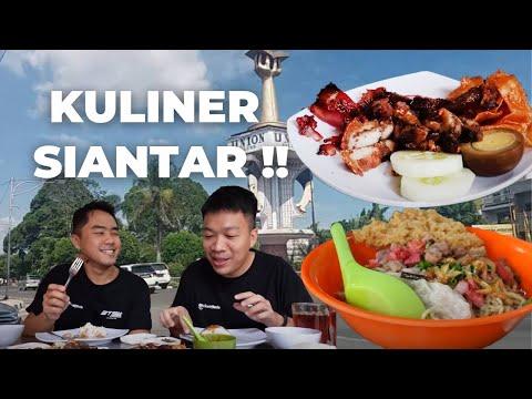 Wisata Kuliner Siantar Terkenal dalam 1 Hari - Kedai Kopi Sedap Legendaris!