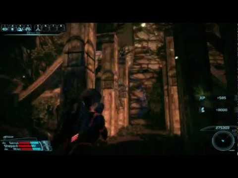 Paul's Gaming - Mass Effect part103 - Overgrown Ruins