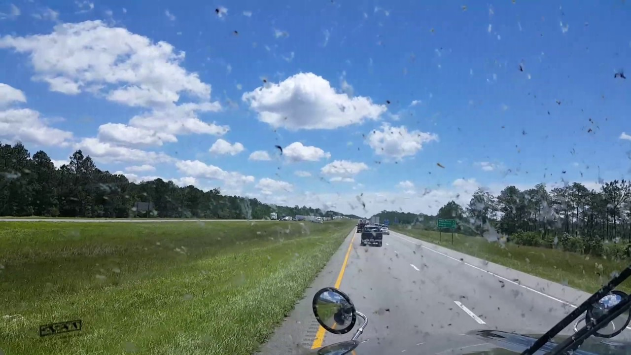Accident I-10 East bound Ms