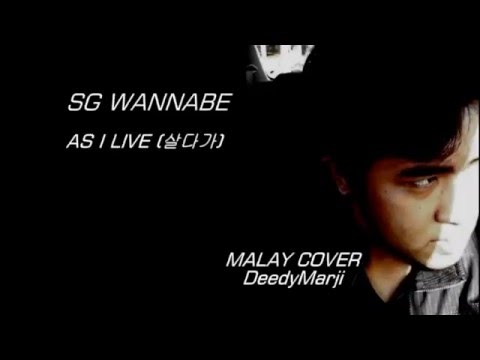 SGWANNABE SALDAGA 살다가  Malay Cover DeedyMarji
