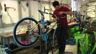 CHINA BAMBOO BICYCLES