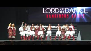 ТАНЕЦ  И 'LORD OF THE DANCE'  2018