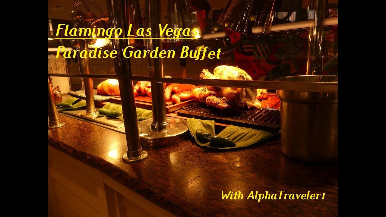 Flamingo Paradise Garden Buffet Weekday Brunch At 21 99 Is It