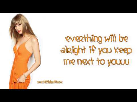 Taylor Swift - 22 (Lyrics)