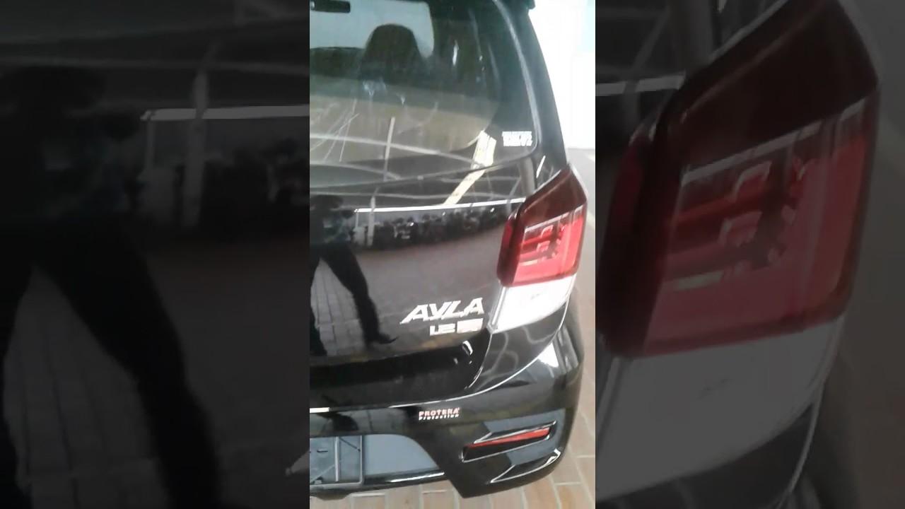 Gambar Modifikasi Mobil Daihatsu Ayla D Mt 2019 | Otomotif