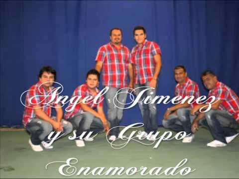 Angel Jimenez Y Su Grupo Enamorado-Toda La Noche