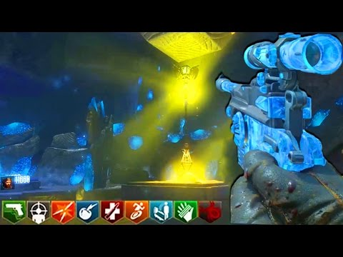 ORIGINS REMASTERED: STAFFS, EASTER EGG & CUTSCENE - DLC 5 ZOMBIES CHRONICLES GAMEPLAY! (Black Ops 3)
