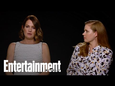 Amy Adams, Gillian Flynn On MotherDaughter Relationships, On And Off Screen  Entertainment Weekly
