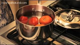 Salsa italiana de tomate - Italian Tomato Sauce