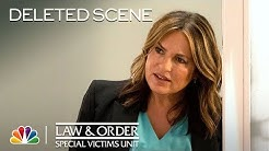 Season 21, Episode 4: Benson's College Pregnancy Scare - Law & Order: SVU (Deleted Scene)