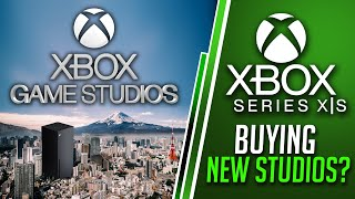 Xbox BUYING MORE STUDIOS? | Xbox Series X Exclusives For Xbox Game Pass & xCloud