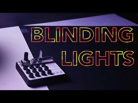 BLINDING LIGHTS -- Noise Machine Edition