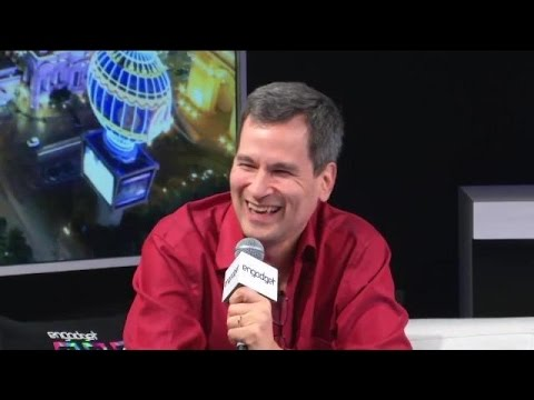 Interview with David Pogue at CES 2016 - YouTube