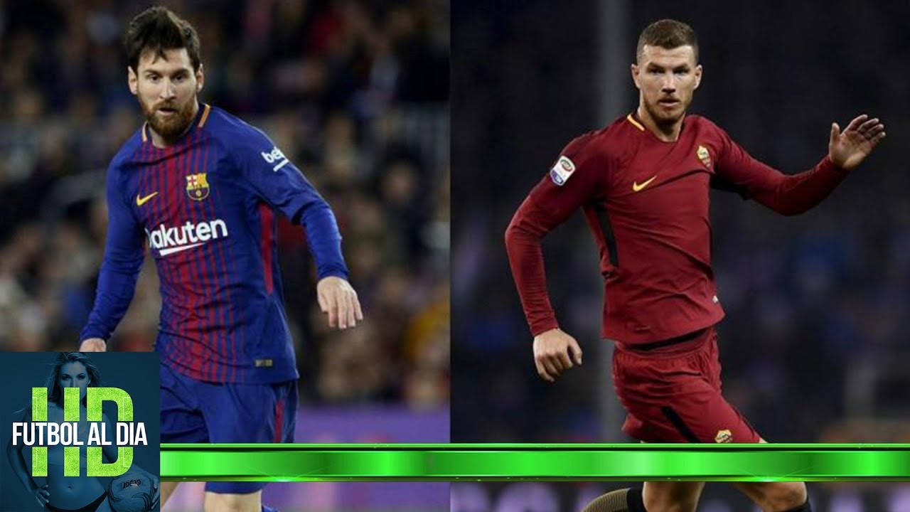 Partido de hoy barcelona vs roma champions league 2018 for Partido barcelona hoy