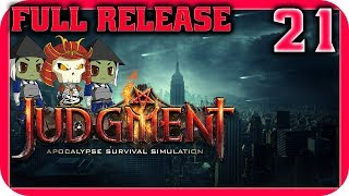 JUDGMENT: APOCALYPSE SURVIVAL SIMULATION   Assaulting the Cultists   21   Judgment Campaign Gameplay