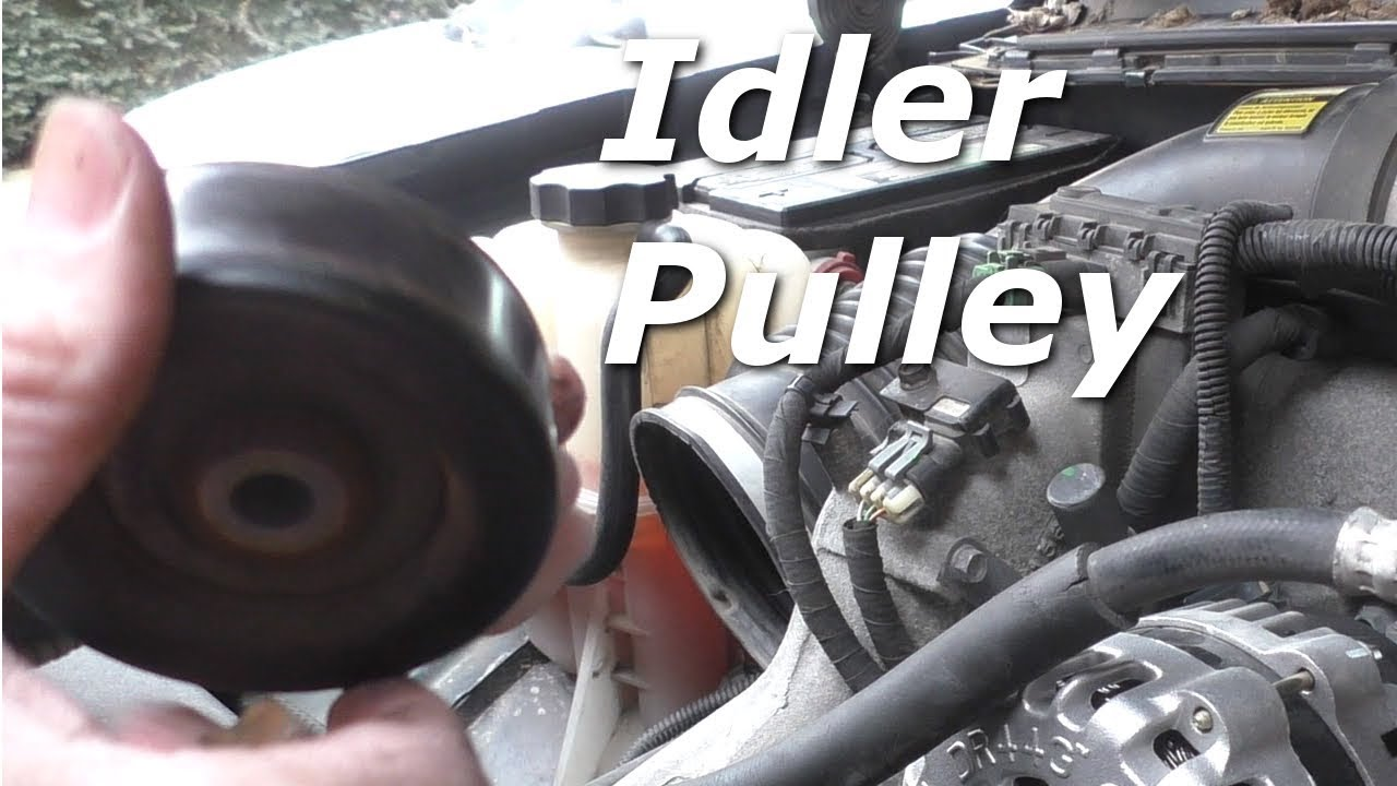 AC Delco 15-40526 Serpentine Belt Idler Pulley for Chevy GMC 6.6 Duramax Diesel