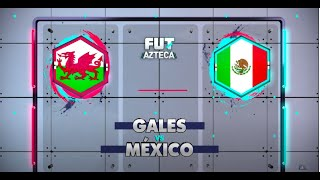 Gales 1-0 México | Resumen | Selección Azteca
