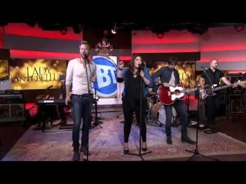 "BT Toronto: Lady Antebellum Performs ""Downtown"""