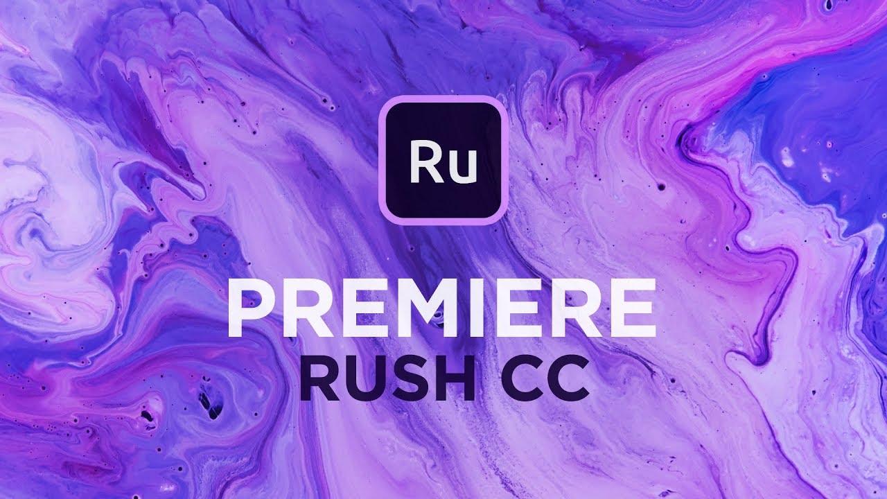 Adobe Premiere Rush CC İndir - Türkçe v1 1 0Tam Sürüm | Oyun