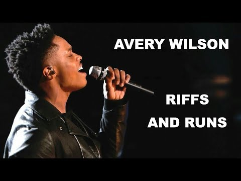 Avery Wilson - Riffs and Runs (Hard) - Lose To Win