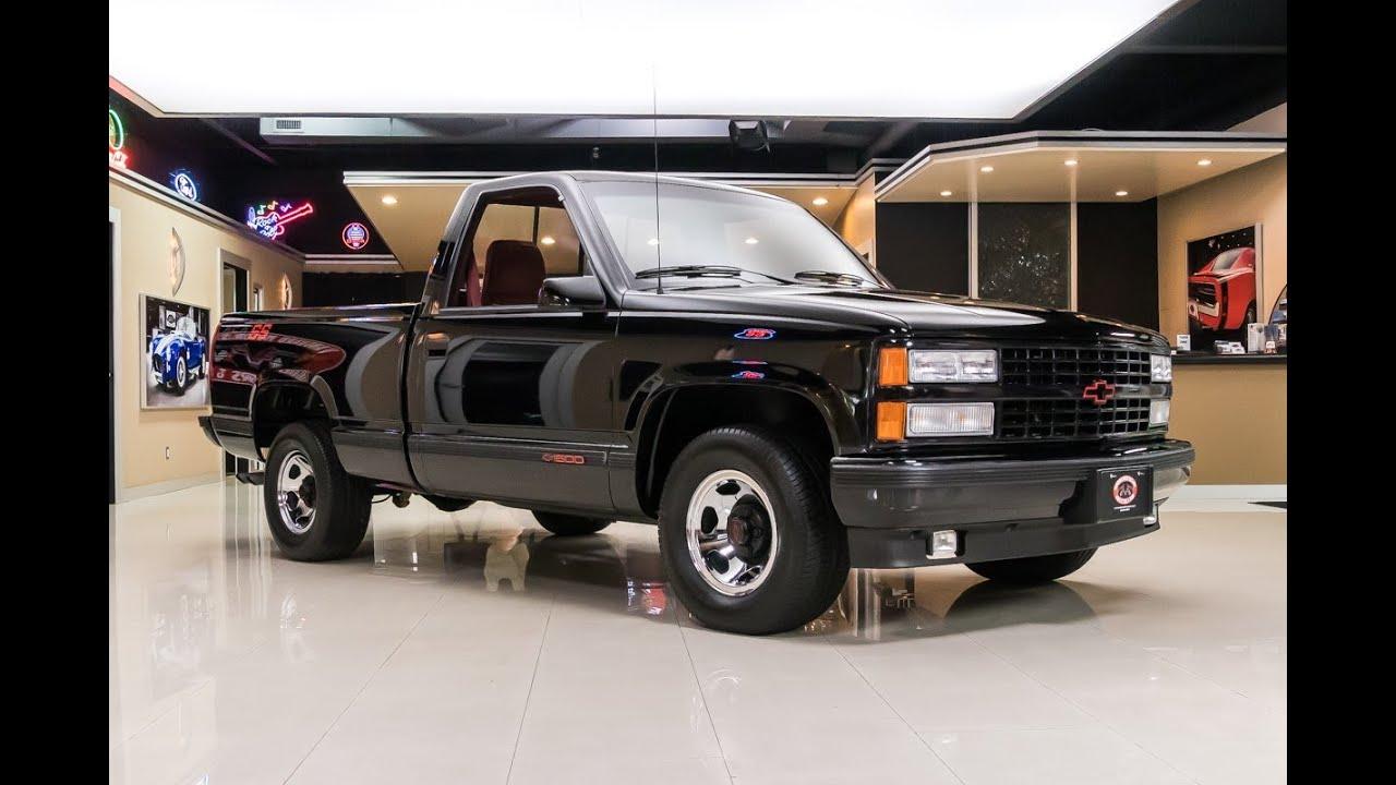 1990 Chevrolet 454 SS Pickup For Sale