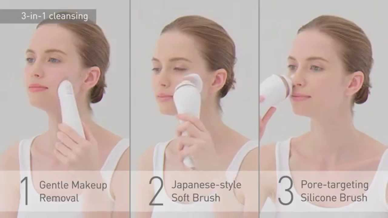 Panasonic Micro Foaming Cleansing Device Youtube