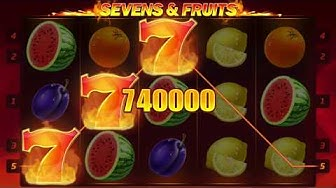 Slot.com - Sevens & Fruits - Free Slots