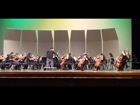 Fowler Middle School Orchestra Fall Concert 2019