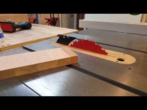 A MUST SEE BLADE TRICK IF YOU OWN A TABLE SAW!!!