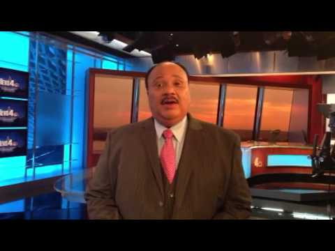"""Martin Luther King III: """"I have a dream..."""""""