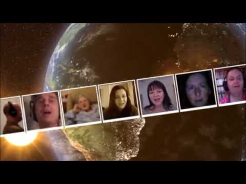 "Jayadev's Virtual Mantra Choir presents ""Giri Govardhan"""