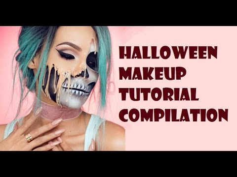 Halloween Makeup Tutorial Compilation 2016