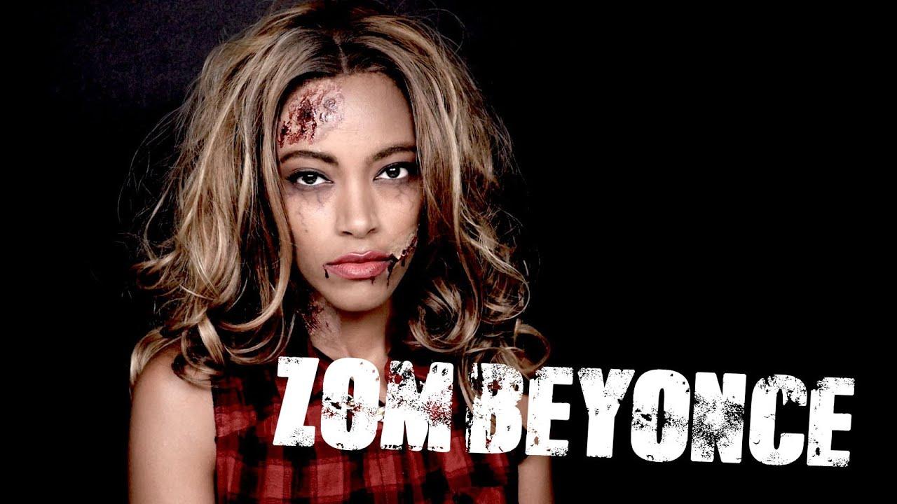 DIY Halloween Costume Idea Zombie Beyonce AKA ZOMBEYONCE ipsyOS