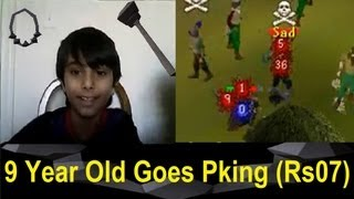 9 Year Old Pking on Rs07 [Must See]