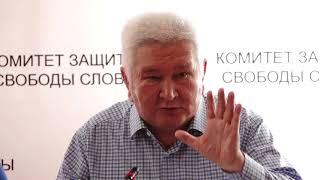 Феликс Кулов призвал главу государства помиловать политических заключенных