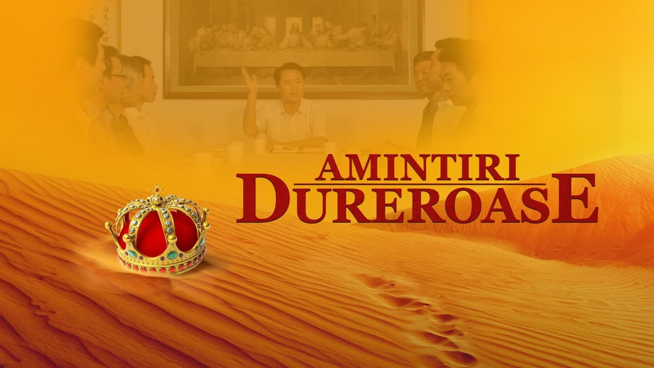 "Trailer film creștin in romana ""Amintiri Dureroase"""
