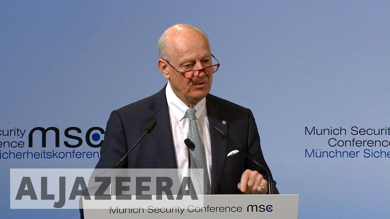 Munich security conference ends with opposing views on the Middle East
