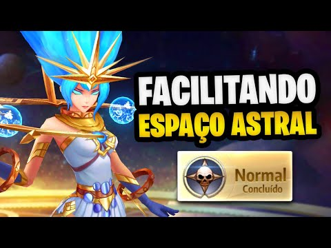 Facilitando Seu ASTRAL NORMAL Os 3 Niveis Saint Seiya Awakening
